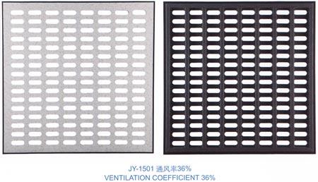 Perforated Panel Shanghai Yikuan Raised Access Floor Co Ltd